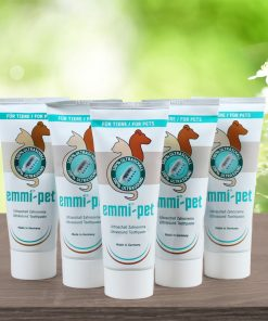 emmi®-pet Ultraschall-Zahncreme 5-er