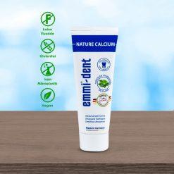 nature calcium emmi zahncreme einzel