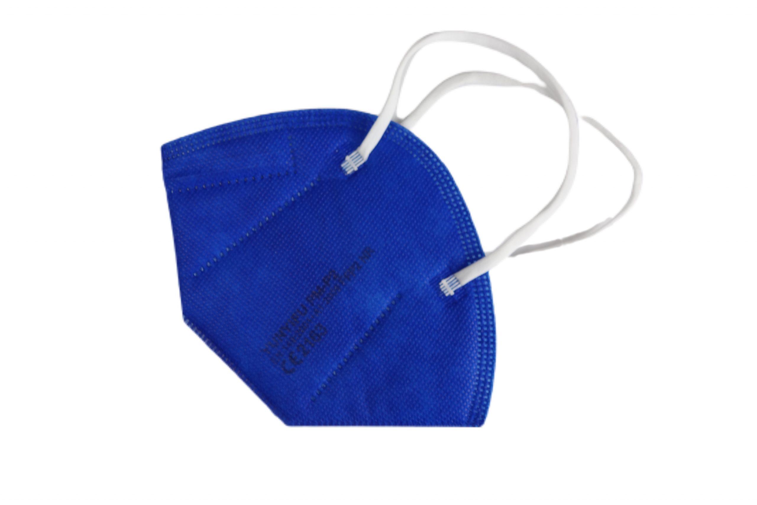 ffp2 maske blau