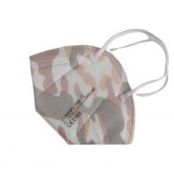 ffp2 maske camouflage einzeln