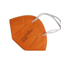 ffp2 maske orange einzel