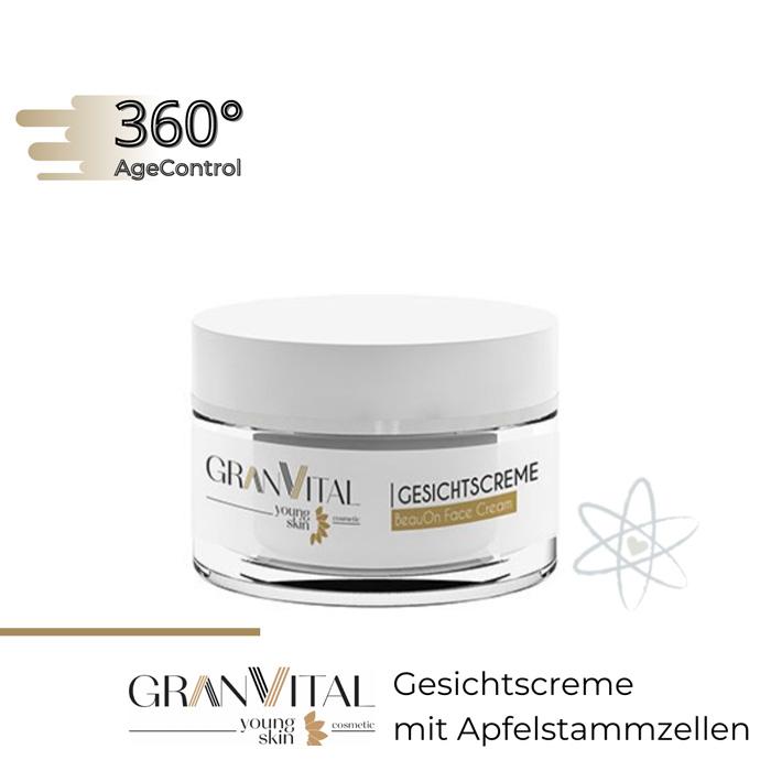 GranVital Gesichtscreme mit Apfelstammzellen