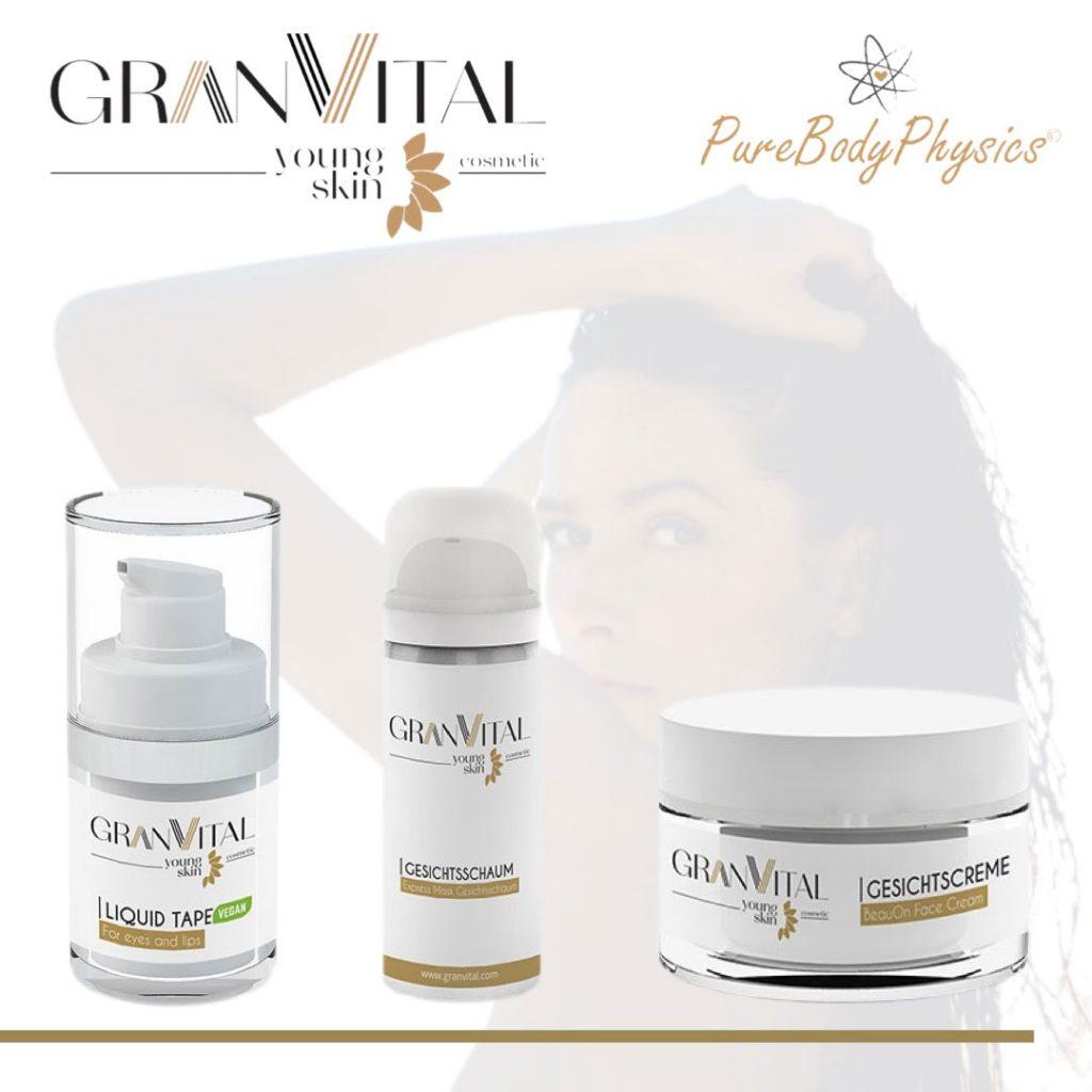 granvital kosmetik produkte